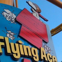 Photo taken at Flying Ace Aerial Chase by Laura H. on 6/25/2013