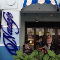 Photo taken at Nadeje Café by Danny C. on 11/22/2012