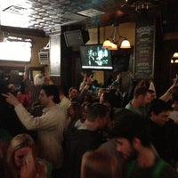Photo taken at Green Rock Tap & Grill by Ryan A. on 3/17/2013