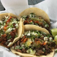 Photo taken at El Primo Taco Truck by Ryan A. on 6/30/2017