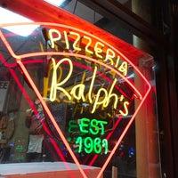 Photo taken at Ralph's Pizzeria & Ristorante by Ryan A. on 9/22/2016