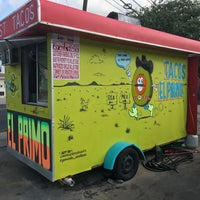Photo taken at El Primo Taco Truck by Ryan A. on 7/14/2017