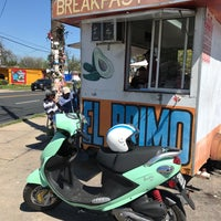 Photo taken at El Primo Taco Truck by Ryan A. on 3/14/2017