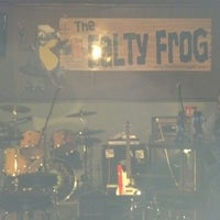 Photo taken at The Salty Frog by Tangie R. on 2/1/2014