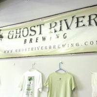 Photo taken at Ghost River Brewery by Phil S. on 3/9/2013