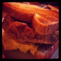 Photo taken at Niecie's Restaurant by Aaron C. on 2/3/2013