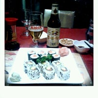 Photo taken at Oky Sushi by Borja L. on 9/14/2012