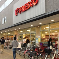 Photo taken at フレスコ 五条西洞院店 by geno on 10/8/2012