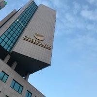 Photo taken at Сбербанк Центральный Аппарат / Sberbank HQ by RM on 6/22/2018