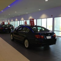 Photo taken at Global Imports BMW by Philip C. on 4/6/2013