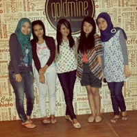 Photo taken at Goldmine Coffe House by Aninditya L. on 8/3/2013