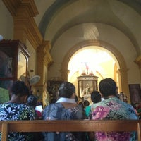 Photo taken at Iglesia Copala San Juan Bautista by Elvira V. on 7/21/2013
