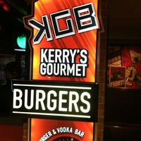 Photo taken at KGB: Kerry's Gourmet Burgers by Nicole P. on 12/29/2012