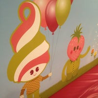 Photo taken at Menchies by Alex M. on 7/13/2013