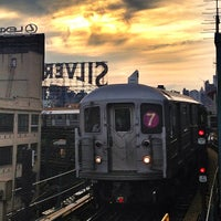 Photo taken at MTA Subway - Queensboro Plaza (N/W/7) by Paul K. on 7/23/2013