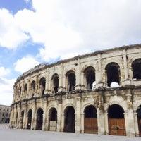 Photo prise au Arènes de Nîmes par Greg W. le3/14/2015