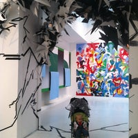 Photo taken at Galerie du Jour - Agnès B. by Greg W. on 9/28/2013