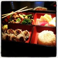 Photo taken at Circle Sushi by Vivian L. on 11/5/2012