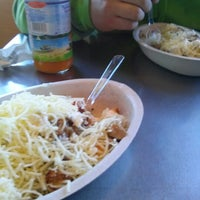 Photo taken at Chipotle Mexican Grill by Levi S. on 2/5/2013