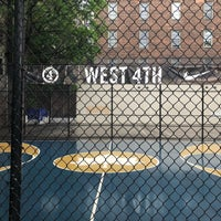 Photo taken at West 4th Street Courts (The Cage) by Daryl &. on 5/31/2018