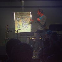 Photo taken at North Langley Community Church by Ryan H. on 10/18/2014