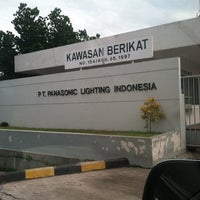 Panasonic Lighting Indonesia by Apri N. on 1/16 ... & PT. Panasonic Lighting Indonesia - Bangil Jawa Timur azcodes.com