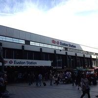 Photo taken at London Euston Railway Station (EUS) by Jon E. on 9/27/2013