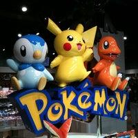 Photo taken at Pokémon Center TOKYO by chrono Q. on 5/2/2011