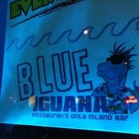 Photo taken at The Blue Iguana by Justin V. on 6/26/2011
