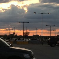 Photo taken at O'Hare Cell Phone Lot by Grant M. on 9/5/2012