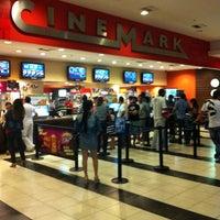 Photo taken at Cinemark by Rodrigo D. on 5/2/2012