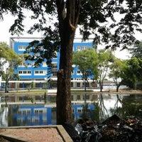 Photo taken at Universitas Esa Unggul by Coeleh D. on 1/22/2012
