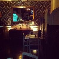 Photo taken at Restaurant Junta Nacional by Angelica T. on 1/15/2012