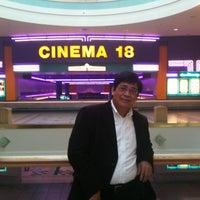 Photo taken at Classic Cinemas Charlestowne 18 by Mario M. on 8/9/2011