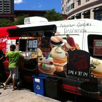 Photo taken at Kickass Cupcakes Truck by Timothy V. on 6/24/2012
