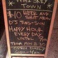 Photo taken at Whiskey Town by Kimo W. on 10/21/2011