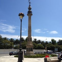 Photo taken at Obelisco by Carmen T. on 7/20/2012