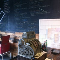 Photo taken at Butcher & Bee by wants2bsurfing on 6/4/2012