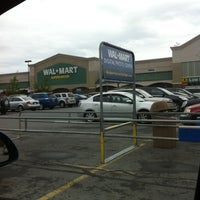 Photo taken at Walmart Supercenter by Kayakfishingfever.com on 6/6/2012