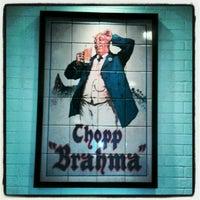 Photo taken at Quiosque Chopp Brahma by Jonh M. on 7/6/2012
