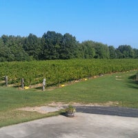 Photo taken at Vineyards At Tabor Fields by Robert E. on 9/3/2012