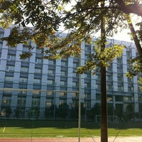 Photo taken at KU 23 Bldg. by Chisato T. on 10/21/2012