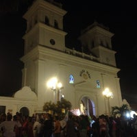 Photo taken at Parque Principal by Georban on 4/2/2015