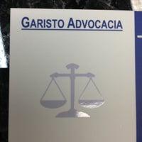 Photo taken at Garisto Advocacia by Leandro P. on 7/18/2013