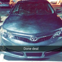 Photo taken at Camelback Toyota by Marshall L. on 12/1/2014