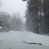 Photo taken at Francestown NH by J B. on 2/9/2013