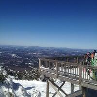Photo taken at Cannon Mountain Ski Area by J B. on 3/9/2013