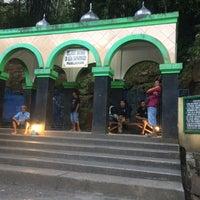 Photo taken at Situs Goa dan Makam Pamijahan by Nila R. on 7/25/2017