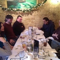 Photo taken at Zia's Trattoria by Brian S. on 11/27/2013