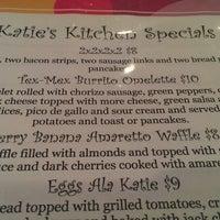 Photo taken at Katie's Kitchen by Brian S. on 9/21/2013